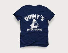 Nro 20 kilpailuun Design a Shark Fishing T-Shirt käyttäjältä jahidjoy22