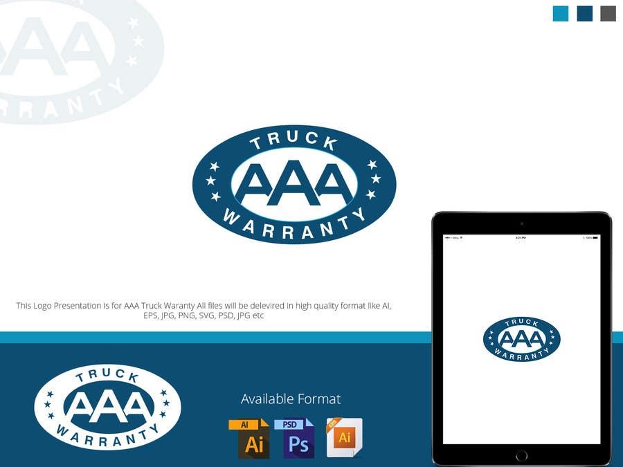 Kilpailutyö #64 kilpailussa AAA TRUCK WARRANTY ( WWW.AAATRUCKWARRANTY.COM)