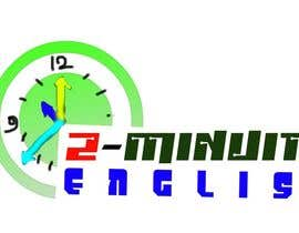 #158 untuk Design a Logo for 2 minute English oleh stylozashik