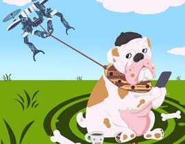 Nro 27 kilpailuun Card Design for Unicorn Startup Game käyttäjältä quyenmetal