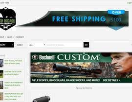 Nro 1 kilpailuun design banner for website käyttäjältä syamjiths7