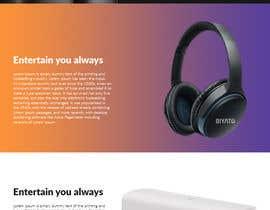 Nro 8 kilpailuun Logo Design For Headphone Company käyttäjältä adarshdk