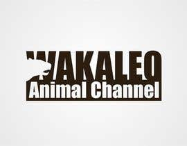 nº 87 pour Design a logo for the Wakaleo animal channel! par graficity