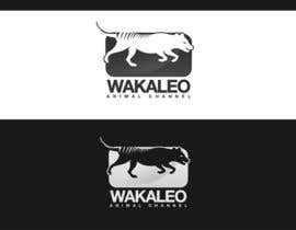 #37 untuk Design a logo for the Wakaleo animal channel! oleh entben12