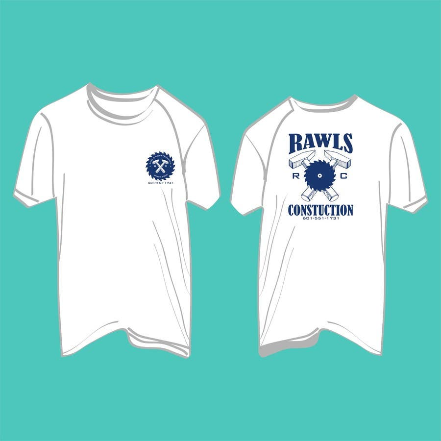 T shirt design using coreldraw -  19 For Design A T Shirt Using Corel Draw For A Construction Business By