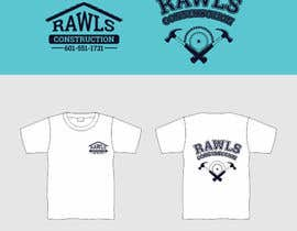 andryod tarafından Design a T-Shirt using Corel Draw for a construction business için no 15