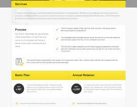 #6 for Redesign the services and pricing page on my website af WesCampbell