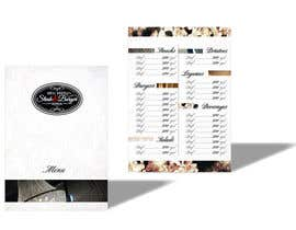 nº 25 pour Business Proposal for Restaurant (Booklet & Menu) par bllgraphics