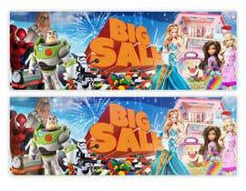 Nro 38 kilpailuun Kids Toys Sale käyttäjältä ClaudiuTrusca