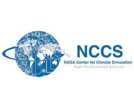 #175 for NASA Challenge: Create a Graphic Design for NASA Center for Climate Simulation (NCCS) by MarcoJSF