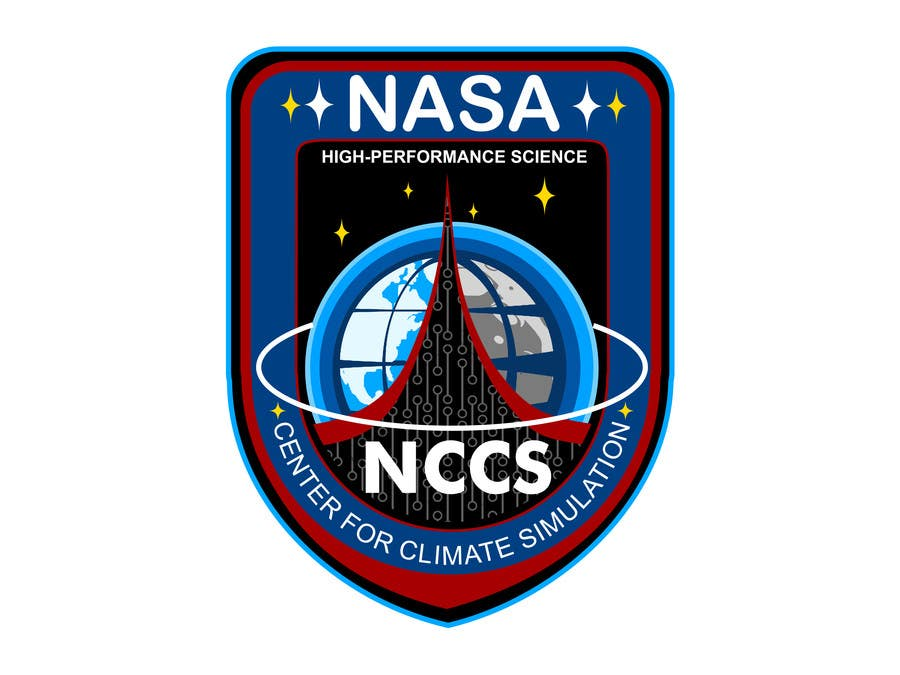 Contest Entry #135 for NASA Challenge: Create a Graphic Design for NASA Center for Climate Simulation (NCCS)