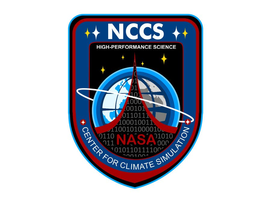 Contest Entry #163 for NASA Challenge: Create a Graphic Design for NASA Center for Climate Simulation (NCCS)