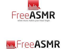 #45 para Design a Logo for website FreeASMR.com por designstore