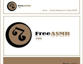 nº 44 pour Design a Logo for website FreeASMR.com par bavaryan
