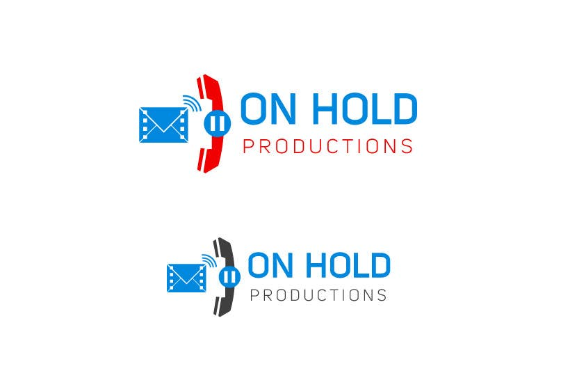 #68 for Design a Logo for On Hold Productions by mamunfaruk