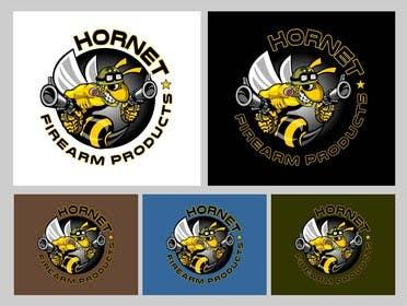 Jennynday tarafından Develop a Brand Identity for Hornet Firearm Products için no 18