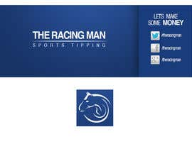 MaynardDesign tarafından The Racing Man - I need a Facebook Profile picture and cover photo designed için no 38