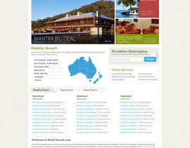 #8 para Website Design for Hotels and Resorts por sumitdasin
