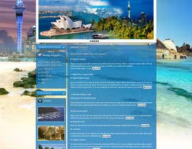 #11 para Website Design for Hotels and Resorts por TheRenaissance