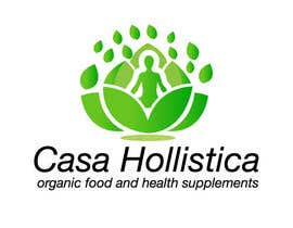 Nro 92 kilpailuun Design a Logo for organic food and supplements store käyttäjältä pratikshakawle17