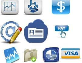 #25 for Design some Icons for features of a coupon service by sumitsumit679