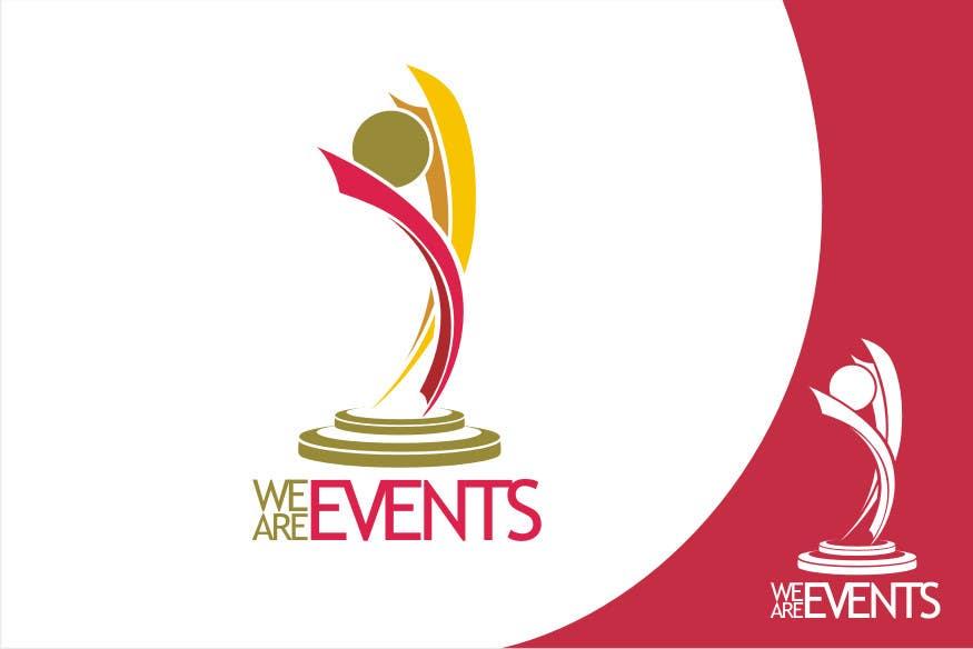 WE ARE EVENTS için 219 numaralı Yarışma Girdisi
