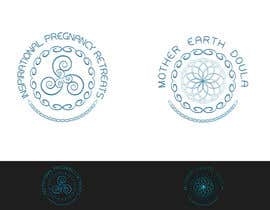 #37 cho Design a Sacred Geometry Logo for a Pregnancy Retreat and for my Mother Earth Doula website bởi ivegotlost