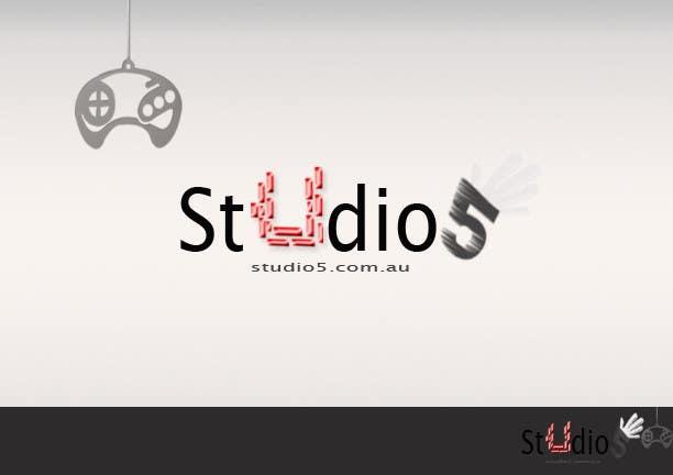Contest Entry #792 for Logo Design for Studio 5
