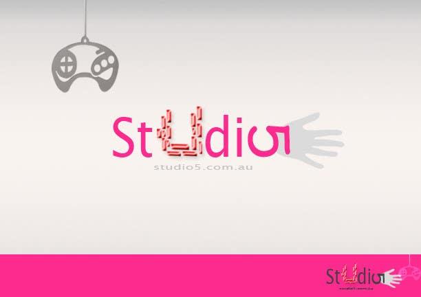 Contest Entry #788 for Logo Design for Studio 5
