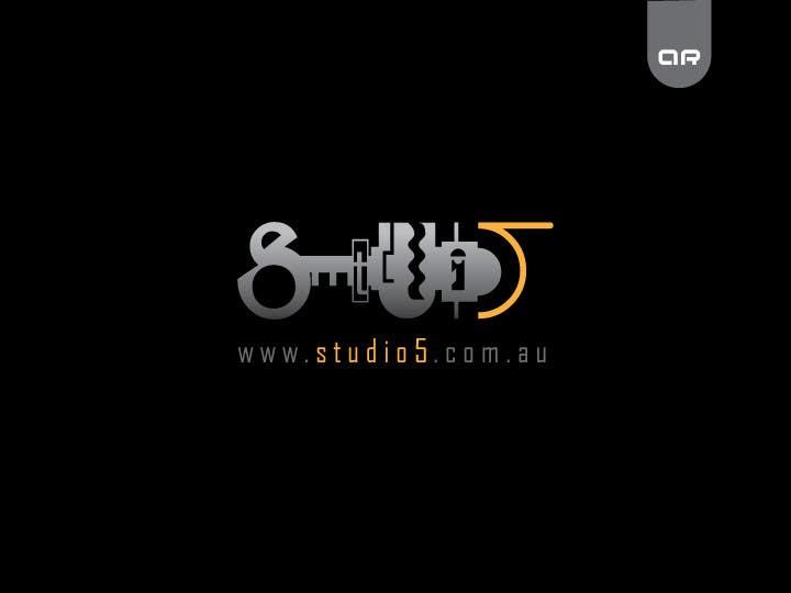 Contest Entry #628 for Logo Design for Studio 5