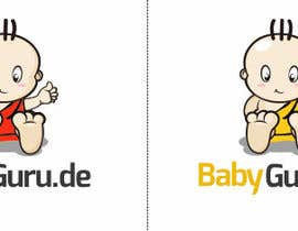 Nro 1 kilpailuun Logo Design für ein Babyportal käyttäjältä zakkento