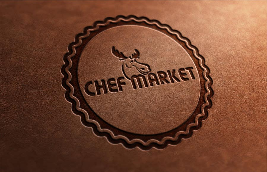 Bài tham dự cuộc thi #36 cho Design a logo for CHEFMARKET in Sweden