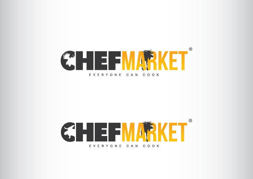 Bài tham dự cuộc thi #57 cho Design a logo for CHEFMARKET in Sweden