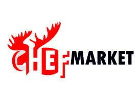 #81 for Design a logo for CHEFMARKET in Sweden by Orlowskiy