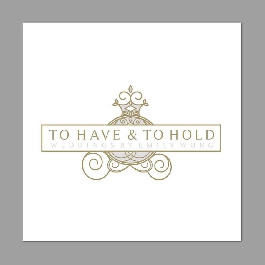Contest Entry 64 For Wedding Planning Branding Business Name Logo Design