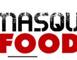 #11 for Design a Logo for Masqued Foodie by OsamaBin