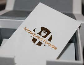 #29 para Design a Logo for Masqued Foodie por QUANGTRUNGDESIGN