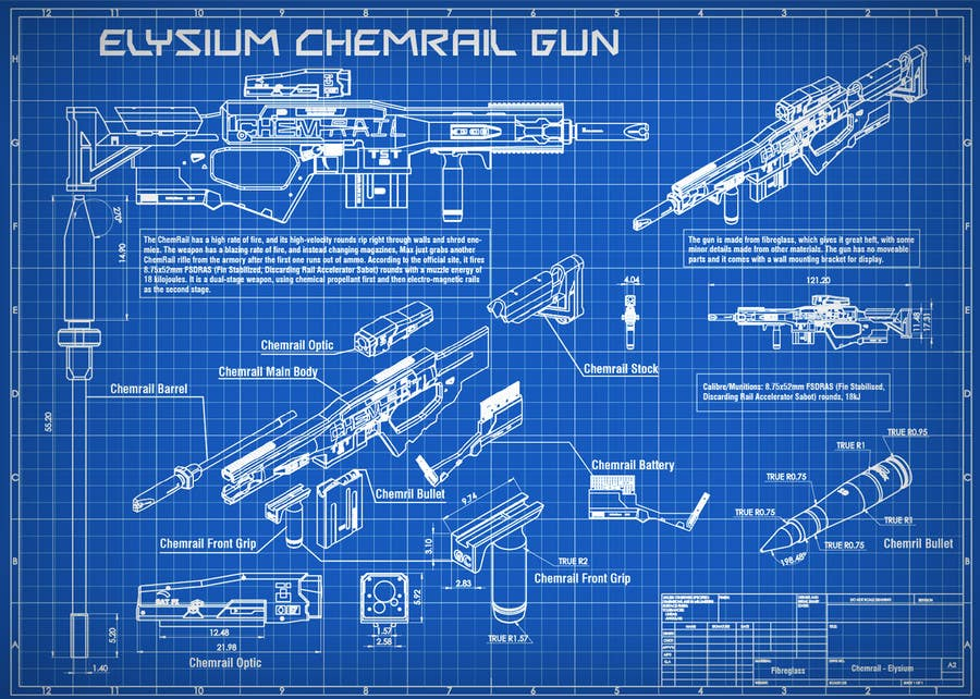 Entry 9 by terstill for sci fi blueprints 3 to 5 winners contest entry 9 for sci fi blueprints 3 to 5 winners malvernweather Images