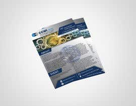 Nro 2 kilpailuun Design a conference brochure / flyer / folder käyttäjältä FALL3N0005000