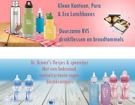 sts1503 tarafından 2 website banners for Nutur homepage için no 24