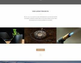 Nro 18 kilpailuun Design a Website Mockup käyttäjältä Giveher
