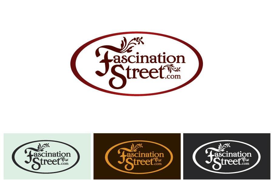 Bài tham dự cuộc thi #                                        99                                      cho                                         Logo Design for FascinationStreet.com
