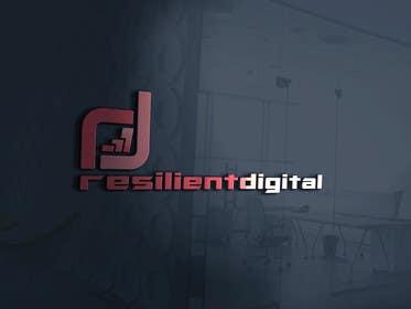 desingtac tarafından Refreshed logo design for resilient digital için no 31