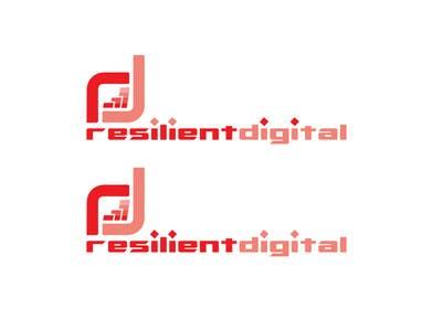 desingtac tarafından Refreshed logo design for resilient digital için no 32