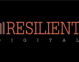 ShalukaSriyapala tarafından Refreshed logo design for resilient digital için no 47