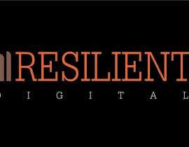 Nro 47 kilpailuun Refreshed logo design for resilient digital käyttäjältä ShalukaSriyapala