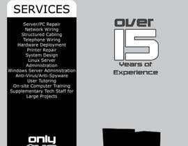 #7 untuk Flyer Design for Tech Services Division oleh radu91