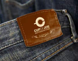 #53 for LABEL DESIGN FOR DENIM TROUSERS by suneshthakkar