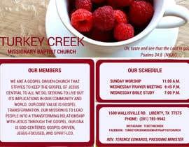 Nro 100 kilpailuun Turkey Creek Flyer käyttäjältä otomesan