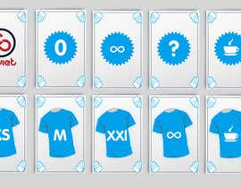 nº 45 pour I need some Graphic Design for Planning Poker Cards (AI, PSD, EPS, PDF, PNG) par khawar92